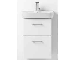 Glow-set-handrinse-basin-and-cabinet-with-two-drawers
